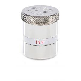 Pojemnik metalowy na oleje INF, CHR, CAT, nikiel (14)