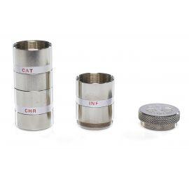 Trzy pojemniki na oleje, nikiel (11)