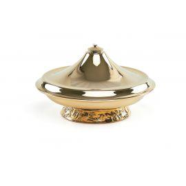 Lampka oliwna z blachy mosiężnej - różne wielkości