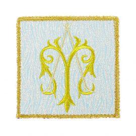 Palka haftowana Maryjna (1K)