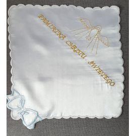 Szatka do chrztu haftowana (9)