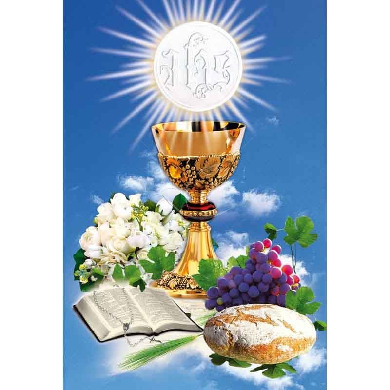 Plakat – Eucharystia