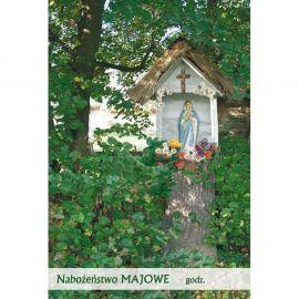 Plakat – Nabożeństwo majowe