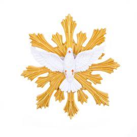 Płaskorzeźba - Duch Święty