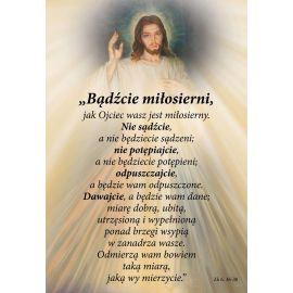 Plakat - Miłosierdzie