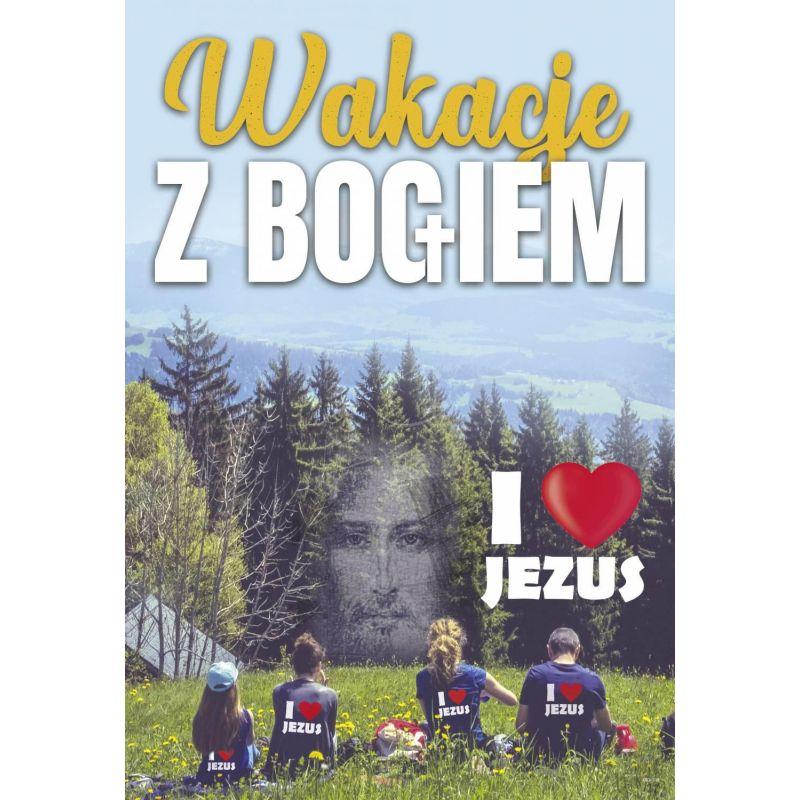 Plakat - Wakacje z Bogiem