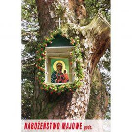Plakat – Nabożeństwo majowe (4)