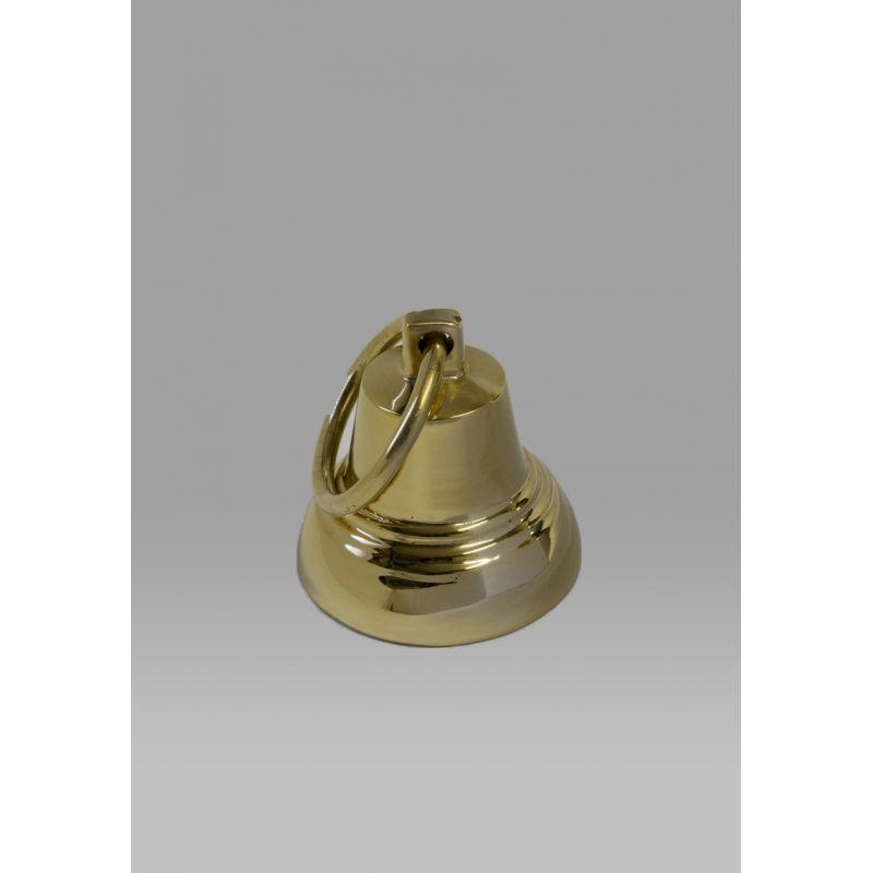 Dzwonek mały, mosiężny