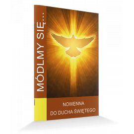 Modlitewnik Nowenna do Ducha Świętego