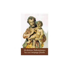 Modlitewnik 30-dniowe Nabożeństwo ku czci świętego Józefa