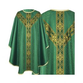 Ornat Semi-Gotycki - kolory liturgiczne (47)
