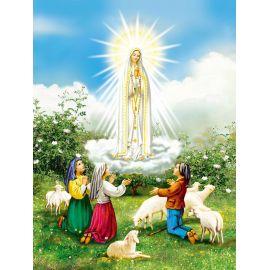 Obraz 30x40 - Matka Boża Fatimska