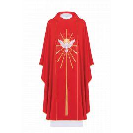 Ornat haftowany Duch Święty (2)