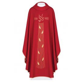 Ornat haftowany Duch Święty (5)