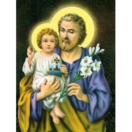 Obraz 30x40 - Święty Józef