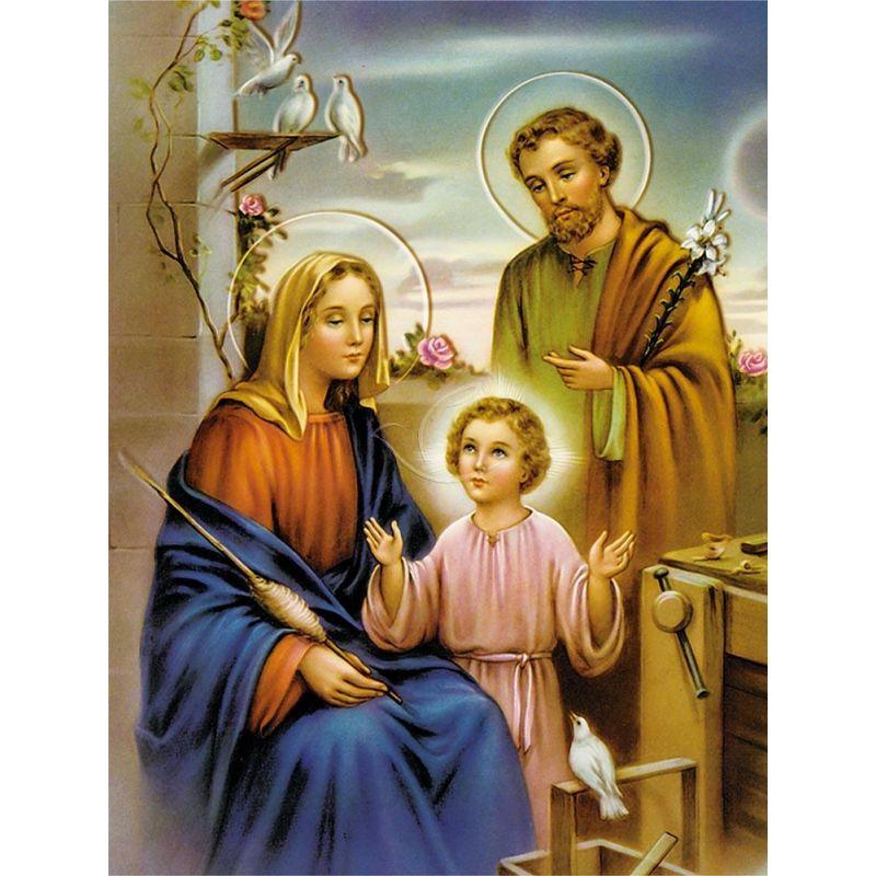 Obraz 30x40 - Święta Rodzina