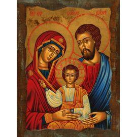 Obraz 30x40 - Święta Rodzina (2)