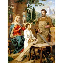 Obraz 30x40 - Święta Rodzina (3)