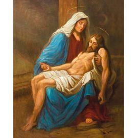 Obrazek 20x25 - Matka Boża Bolesna