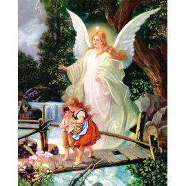 Obrazek 20x25 - Anioł Stróż (2)