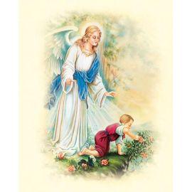 Obrazek 20x25 - Anioł Stróż (8)
