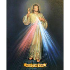 Obrazek 20x25 - Jezu, Ufam Tobie