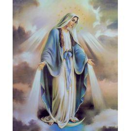 Obrazek 20x25 - Matka Boża Niepokalana