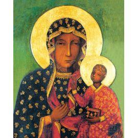 Obrazek 20x25 - Matka Boża Częstochowska