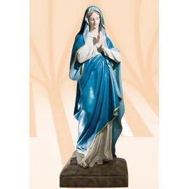 Figura Matka Boża Niepokalana kolor - 150 cm (5)