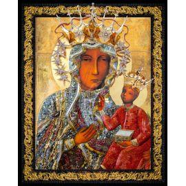 Obrazek 20x25 - Matka Boża Częstochowska (1)
