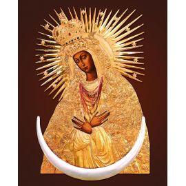Obrazek 20x25 - Matka Boża Ostrobramska