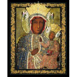 Obrazek 20x25 - Matka Boża Częstochowska (2)
