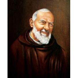 Obrazek 20x25 - Św. Ojciec Pio