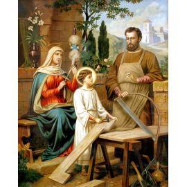Obrazek 20x25 - Święta Rodzina (2)