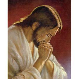 Obrazek 20x25 - Modlitwa w Ogrójcu (2)