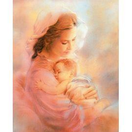 Obrazek 20x25 - Matka Boża z Dzieciątkiem (4)
