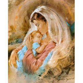 Obrazek 20x25 - Matka Boża z Dzieciątkiem (5)