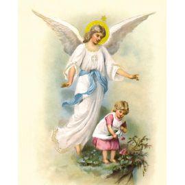Obrazek 20x25 - Anioł Stróż (4)