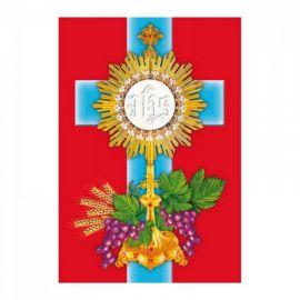 Emblemat na Boże Ciało - wzór eucharystyczny (7)