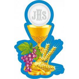 Emblemat na Boże Ciało 50x70 cm - wzór eucharystyczny (8)
