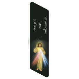 Zakładka magnetyczna - Jezus miłosierny