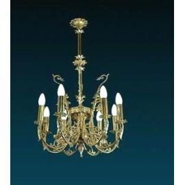 Żyrandol styl barokowy (4)