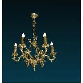 Żyrandol styl barokowy (10)