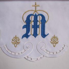 Obrus Maryjny haftowany (83)