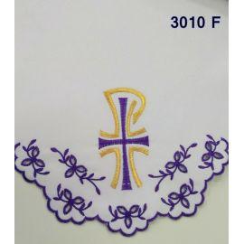 Obrus ołtarzowy haftowany - Krzyż (61)