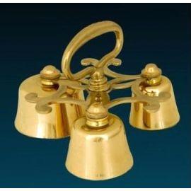 Dzwonki ołtarzowe, kościelne - 3 tonowe (2)