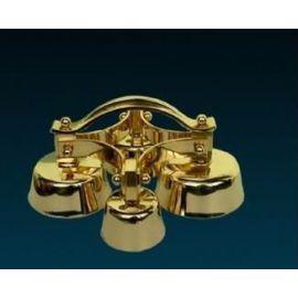 Dzwonki ołtarzowe, kościelne - 4 tonowe (3)