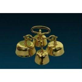 Dzwonki ołtarzowe, kościelne - 4 tonowe (1)