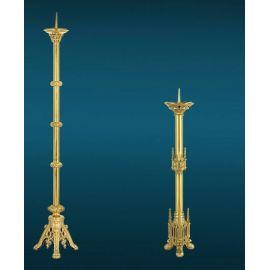 Lichtarz pod paschał - 2 modele (131 cm, 80 cm)