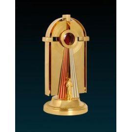 Relikwiarz złocony - 26 cm (3)